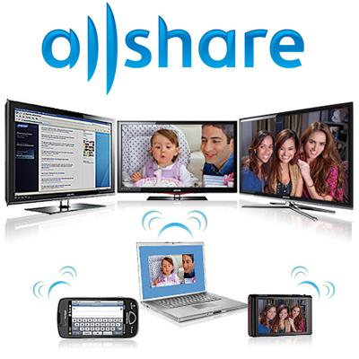 AllShare de Samsung